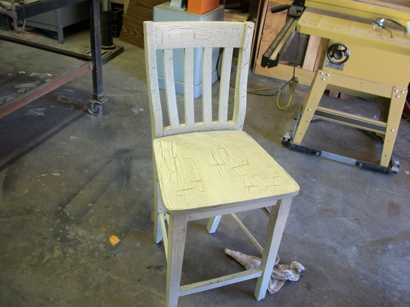 Chairs before refinish-1